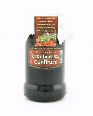 Cranberries Confiture